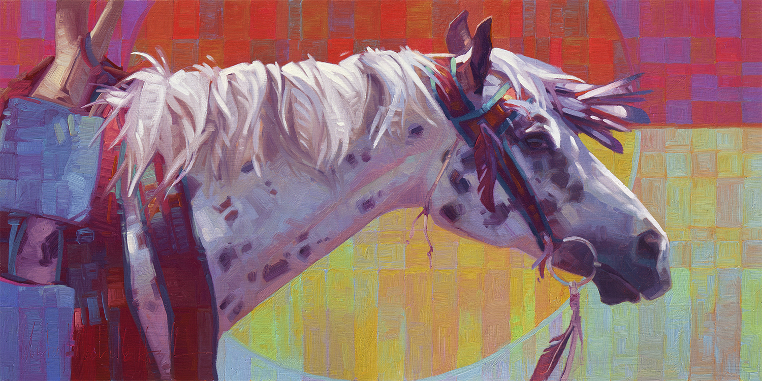 Equine Paintings Whitney Michelle Hall Fine Art